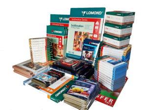 Fotopaier Lomond Premium